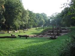 Spielplatz Abenteuerwiese - Überblick