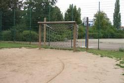 Spielplatz Edderitzer Straße - Tor