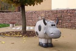 Schalaunische Straße - Kuh