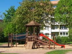 Spielplatz Geschwister-Scholl-Straße - Spielstadt