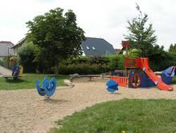 Spielplatz Hoymer Ring - Piratenkorvette