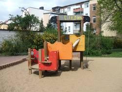 Spielplatz Karlsplatz - Sandwerk