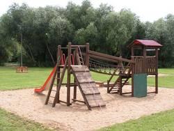 Spielplatz Löbnitz - Spielkombi