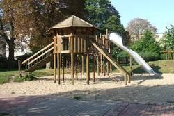 Spielplatz Lohmannstraße - Spielkombi