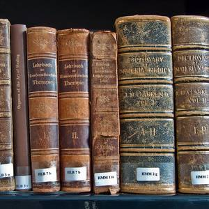 Europäische Bibliothek für Homöopathie