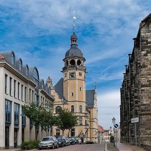 Köthener Rathaus