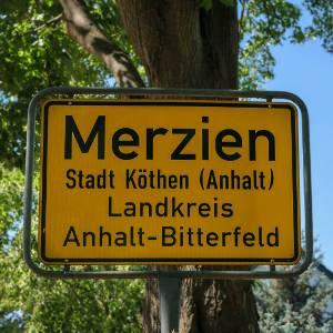 Merzien, Zehringen und Hohsdorf