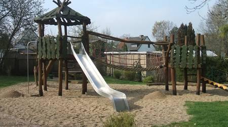 Spielplatz Mendelssohnstraße - Spielkombi