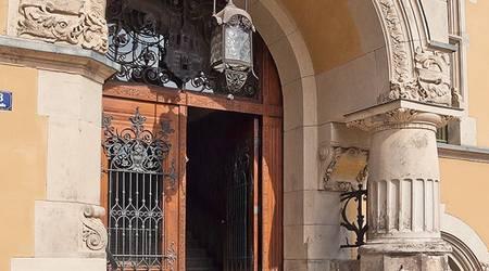 Rathaus Eingang