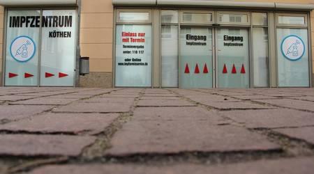 In der Köthener Innenstadt werden bald Nadeln gesetzt.