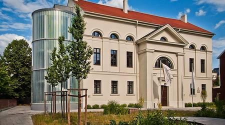 Spitalgebäude des ehemaligen Klosters der Barmherzigen Brüder