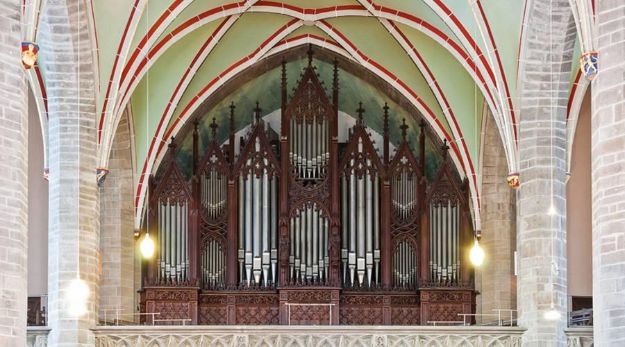 St. Jakob - Ladegastorgel